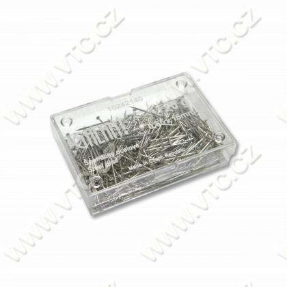 Steel pins 0,65x16 mm 20 g