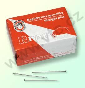 Pins EF 5, 50g paper box