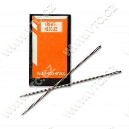 Hand needles Crewel 1