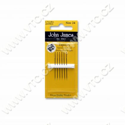 Ball point needles 24
