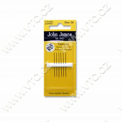 Ball point needles 26 tapestry