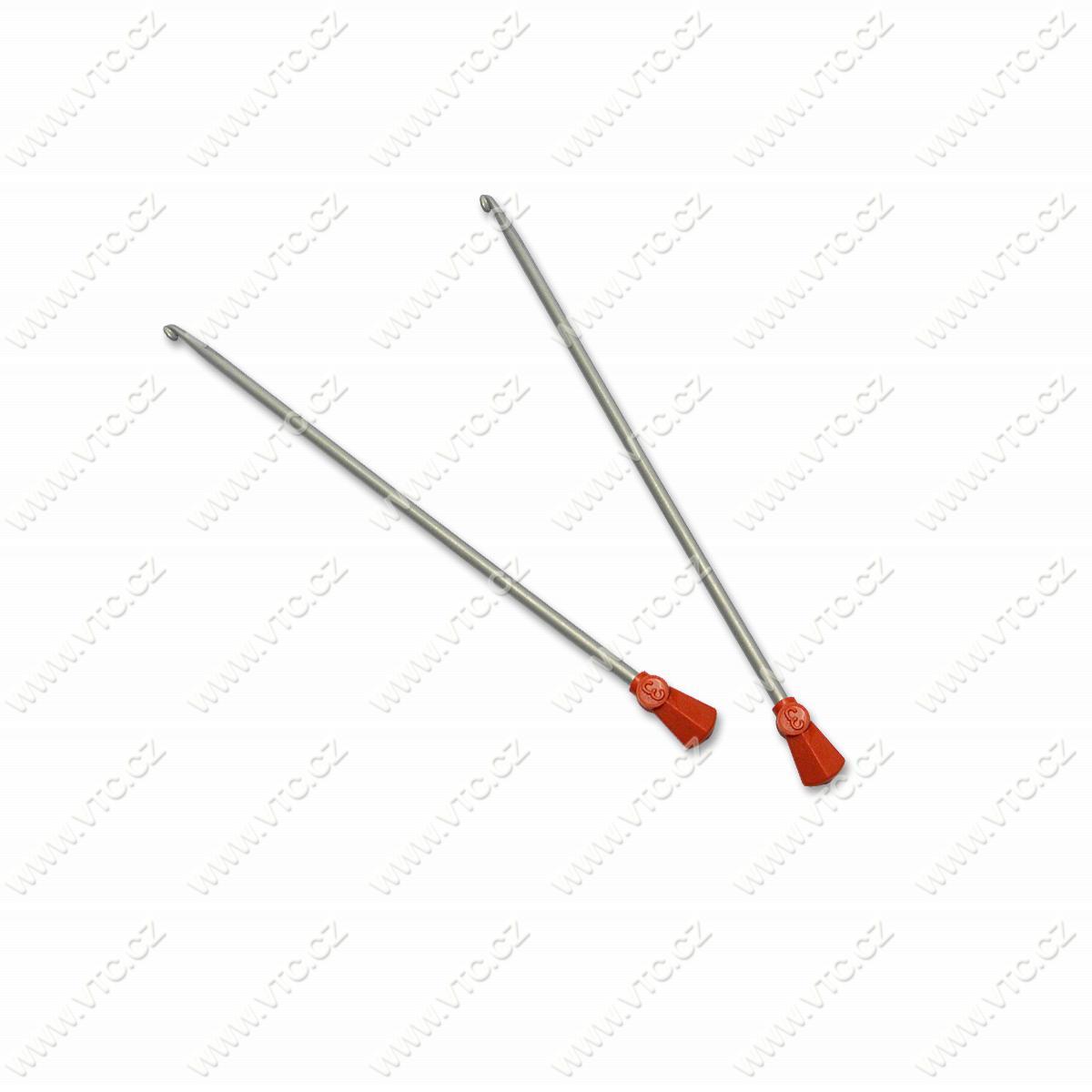 Knitting Hooks : Knitting hook cm size vtc jsc