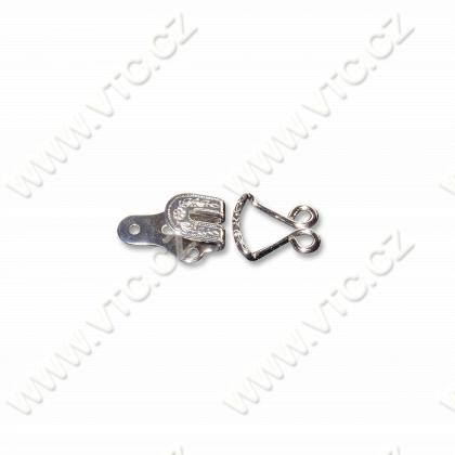 Trouser hook 501 nickel