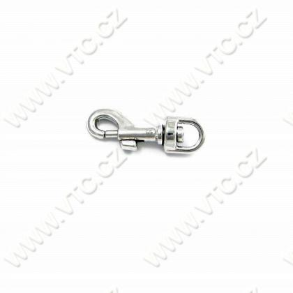 Swivel snap hook - eye 6 mm
