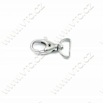 Swivel snap hook - eye 16 mm