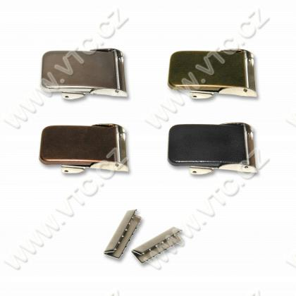 Belt buckle 30 mm