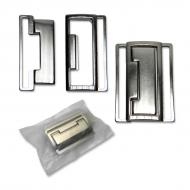 Belt buckle w. 50 nickel