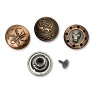 Jeans buttons 25 mm
