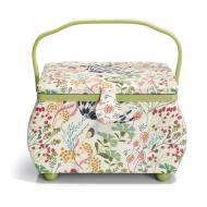 Sewing basket L Meadow