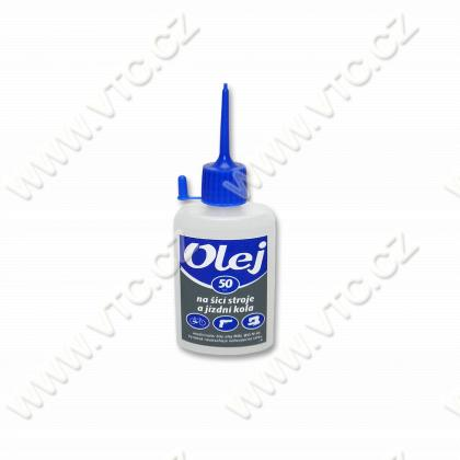 Oil for sewing machine 50 ml