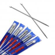 Metal knitting-needle 6 mm